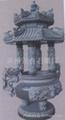香爐雕刻 1