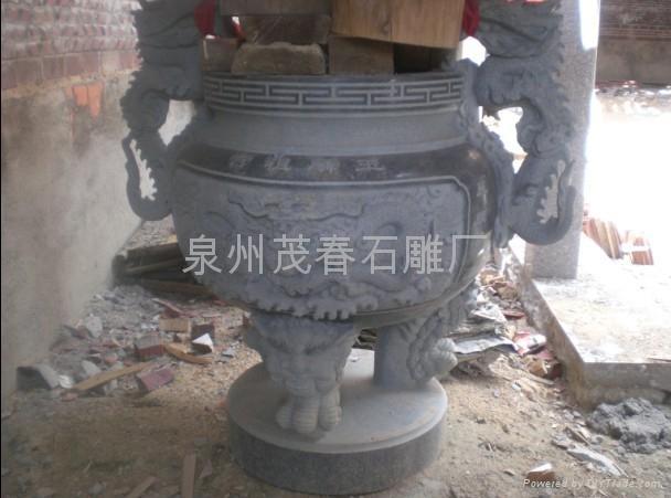 香炉雕刻 4
