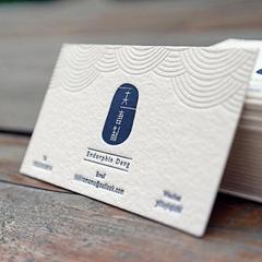 日本450克環保棉紙壓凹壓痕邊緣擦色