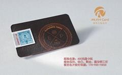 Letterpress Business Cards  凸版名片 名片制作