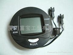 FB9612踏步機電子表