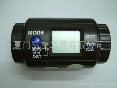 FB401漫步機電子表 1