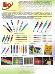 sell wooden pencil by long term busniess