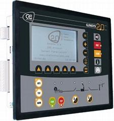 法国CRE发电机组并机控制模块