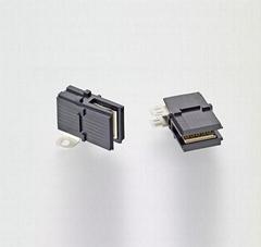 48V匯流條連接器和電纜組件