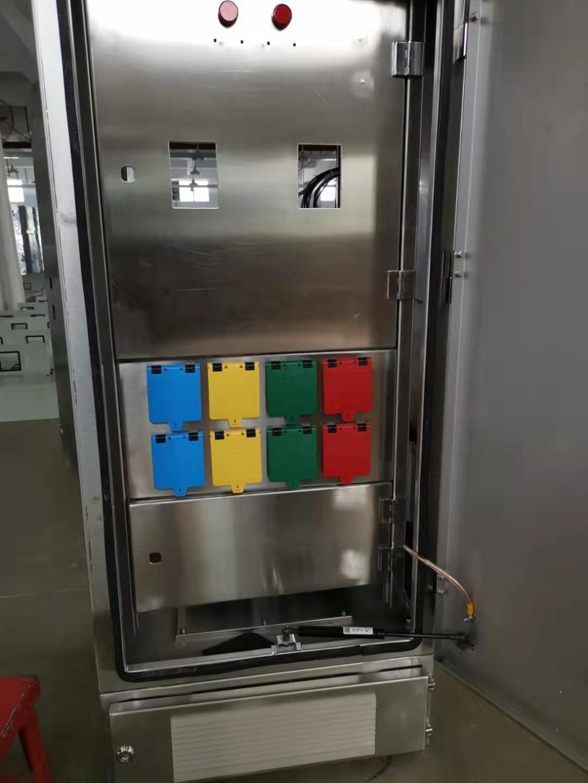 民族品牌 ANEN 低壓應急發電車接入箱  2