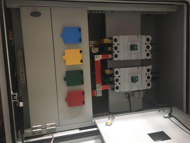 民族品牌 ANEN 低壓應急發電車接入箱  3