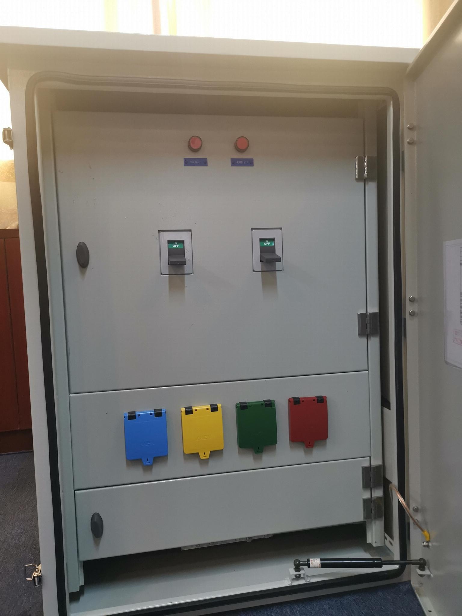民族品牌 ANEN 低壓應急發電車接入箱  4