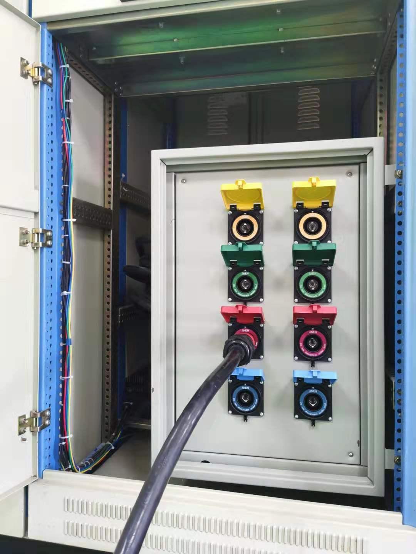 民族品牌 ANEN 低壓應急發電車接入箱  1