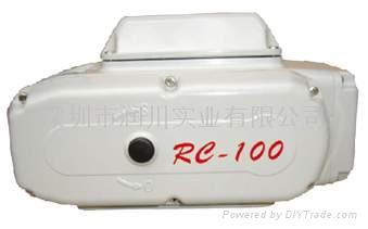 RC-100阀门电动执行器 1