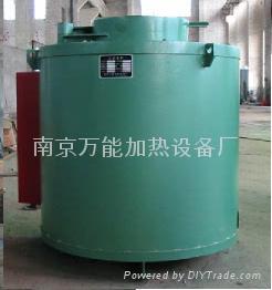 电加热熔铝炉 4
