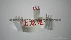 铝合金电子散热器(片)