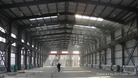 已经完工的新厂房   071220