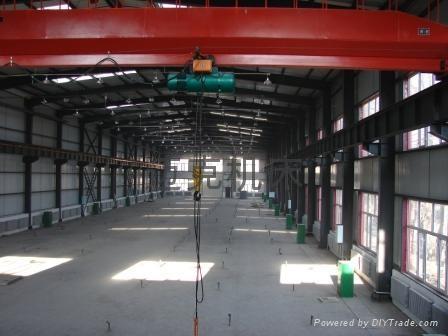 已經完工的新廠房   071220