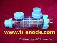 MMO anode, DSA anode, titanium anode;