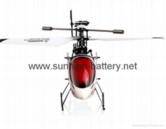 HOT SALE ! Syma F3 2.4GHz 4CH Single Blade Remote Control RC Helicopter