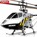 Syma F1 Metal Armor 3channel 2.4GHz RC