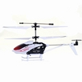 Syma S5 3CH Remote Control Mini RC Helicopter LED Searching Light New 3