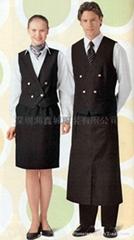 深圳西餐廳工作服