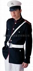 Security personnel's uniform