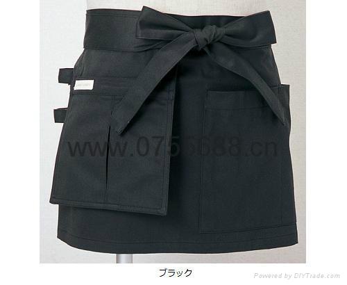厂家加工外贸围裙 可来样订做 1