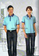 2014 new autumn and winter clothes of the front   front office work clothes