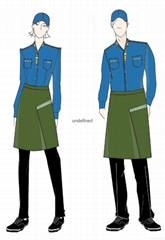 餐廳工衣設計製作