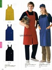厨房工衣厨房服订制
