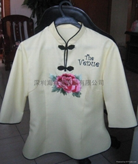 Chinese Tang suit catering clothing