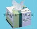 日本无尘擦拭纸S-200 镜头/镜片/试管/工业实验室用低尘净化室清洁纸 1
