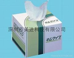 日本无尘擦拭纸S-200 镜头/镜片/试管/工业实验室用低尘净化室清洁纸