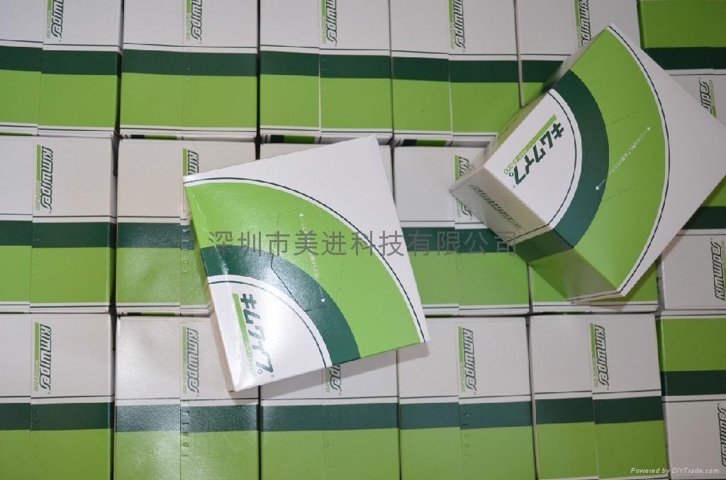 日本无尘擦拭纸S-200 镜头/镜片/试管/工业实验室用低尘净化室清洁纸 3