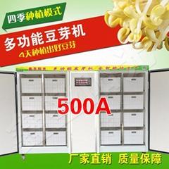 高效節能豆芽機 全自動豆芽機 價格優惠 黃綠豆芽生長機