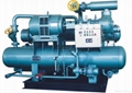 速冻专用低温螺杆制冷机组