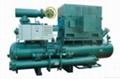 速凍專用低溫螺杆制冷機組