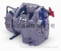 开利双级低温压缩机