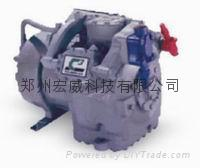 開利雙級低溫壓縮機