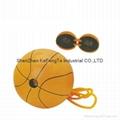 篮球型双筒望远镜