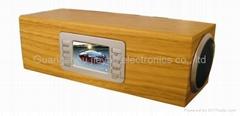 Woody MP3 Speaker