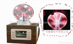 MP3 Speaker with magic ball