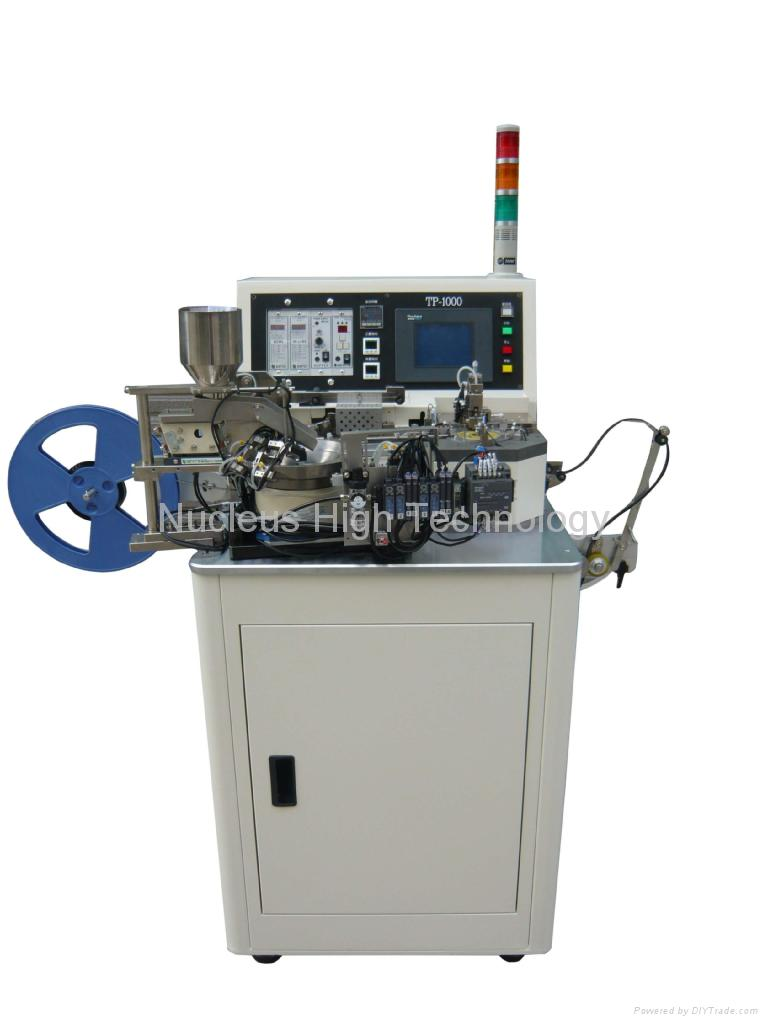晶片元件包装机 1