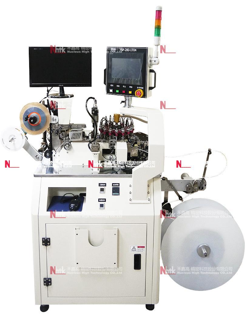 主被動元件設備 / 自動測試包裝設備