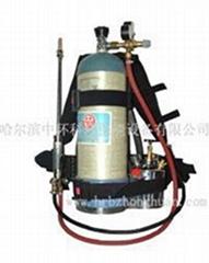 QGB-30型便携式消防抢险汽