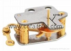 FY(A)C40-H(G)16S--Mechanism for all kind of pressure gauges