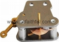 FY(A)C4001--Pressure gauge movement