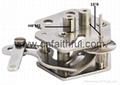 FYAC100-G13/17--Stainless steel pressure gauge movement