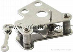 FYAC63-G12/15--Stainless steel mechanism for pressure gauge