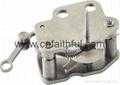 FYAC40-G16--Stainless steel pressure gauge movement
