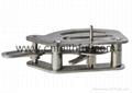 FYAC100-G15--Stainless steel Pressure Meter movement