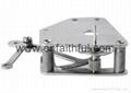 FYAC150-G14/22--Stainless steel pressure gauge movement
